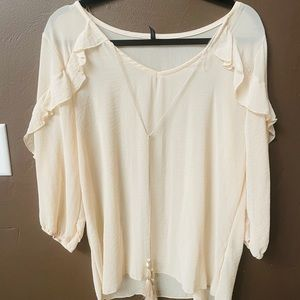 Vintage Bluebell top